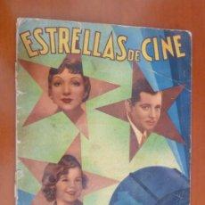 Coleccionismo Álbum: ESTRELLAS DE CINE ALBUM NESTLE ALBUM DE CROMOS COMPLETO. Lote 217113322