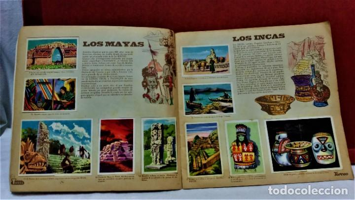Coleccionismo Álbum: ÁLBUM DE CROMOS COMPLETO PANORÁMICA DE AMÉRICA LATINA,DE CHOCOLATES TORRAS.AÑO 1963 - Foto 5 - 217199553