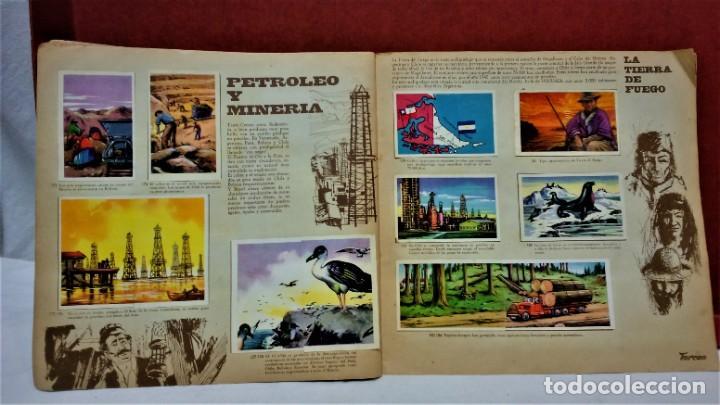 Coleccionismo Álbum: ÁLBUM DE CROMOS COMPLETO PANORÁMICA DE AMÉRICA LATINA,DE CHOCOLATES TORRAS.AÑO 1963 - Foto 9 - 217199553
