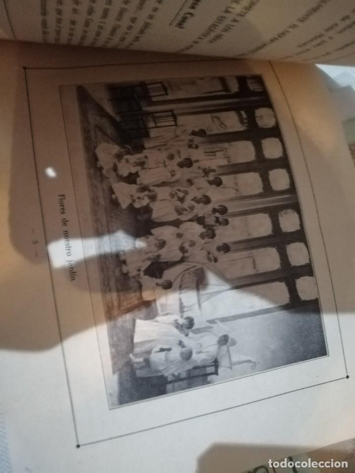 Coleccionismo Álbum: Libreto de memorias casas de la beneficencia 1927 - Foto 4 - 179402182
