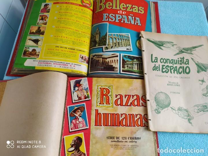 Coleccionismo Álbum: BRUGUERA COLECCION CULTURA OCHO ALBUMES COMPLETOS 2261 CROMOS - Foto 2 - 137550410