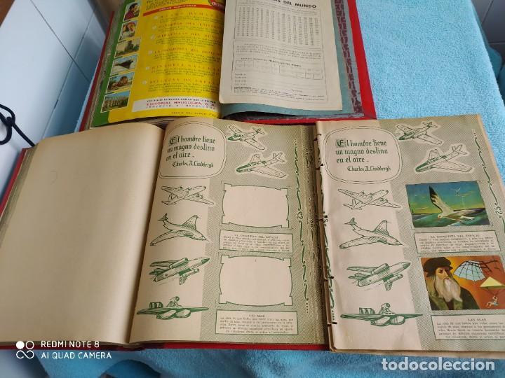Coleccionismo Álbum: BRUGUERA COLECCION CULTURA OCHO ALBUMES COMPLETOS 2261 CROMOS - Foto 3 - 137550410
