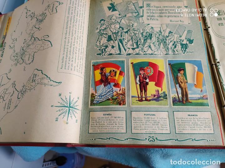 Coleccionismo Álbum: BRUGUERA COLECCION CULTURA OCHO ALBUMES COMPLETOS 2261 CROMOS - Foto 4 - 137550410