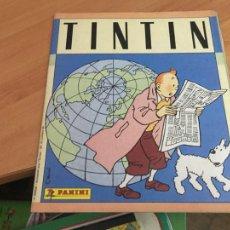 Coleccionismo Álbum: TINTIN ALBUM COMPLETO PANINI (COIB138). Lote 218051521