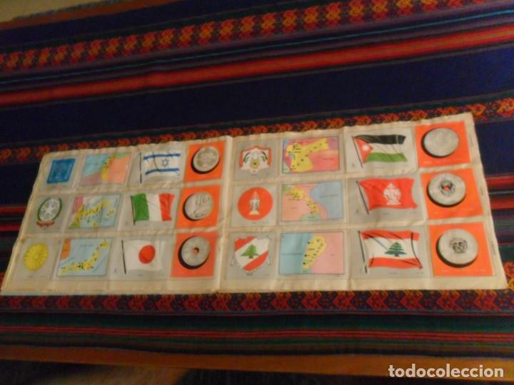 Coleccionismo Álbum: COLECCIÓN UNIVERSAL LIBRO DE BANDERAS ESCUDOS MONEDAS MAPAS COMPLETO CON CUPÓN. ÁLBUMES ESPAÑOLES. - Foto 5 - 218174963