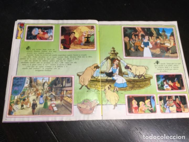 Coleccionismo Álbum: ÁLBUM LA BELLA Y LA BESTIA - Foto 5 - 218512580