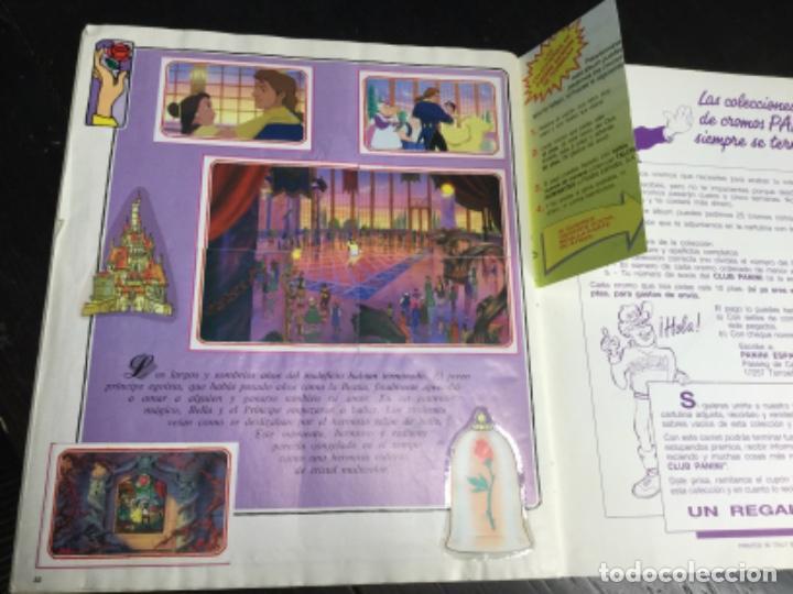 Coleccionismo Álbum: ÁLBUM LA BELLA Y LA BESTIA - Foto 23 - 218512580