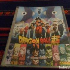 Coleccionismo Álbum: DRAGONBALL DRAGON BALL SUPER COLLECTIBLE CARDS COMPLETO 180 CARDS. PANINI. BUEN ESTADO.. Lote 218558848