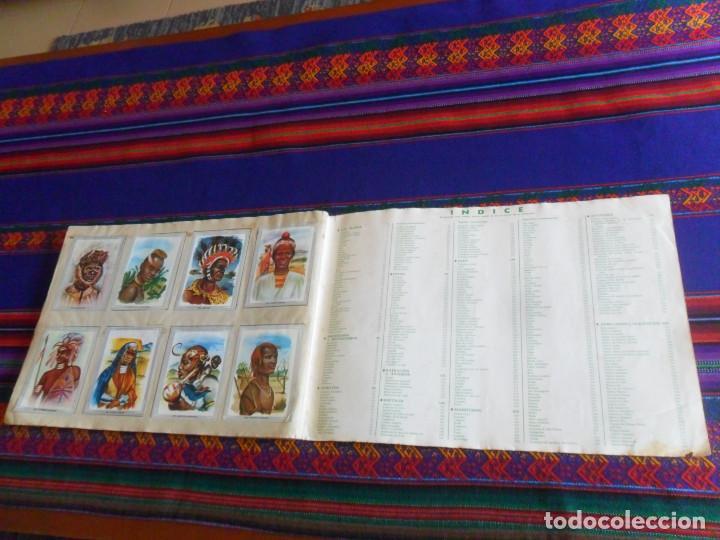 Coleccionismo Álbum: VIDA Y COLOR 1 COMPLETO 380 CROMOS. ÁLBUMES ESPAÑOLES 1965. - Foto 8 - 218719445