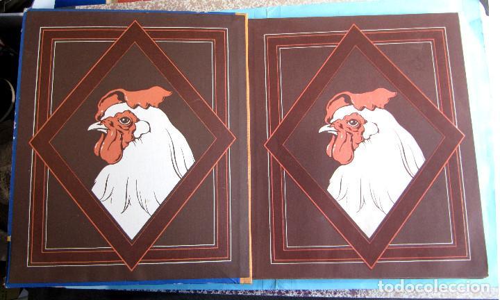 Coleccionismo Álbum: 2º ALBUM GALLINA BLANCA. COMPLETO CON TODOS LOS CROMOS EDITADOS, 1949. - Foto 2 - 220941388
