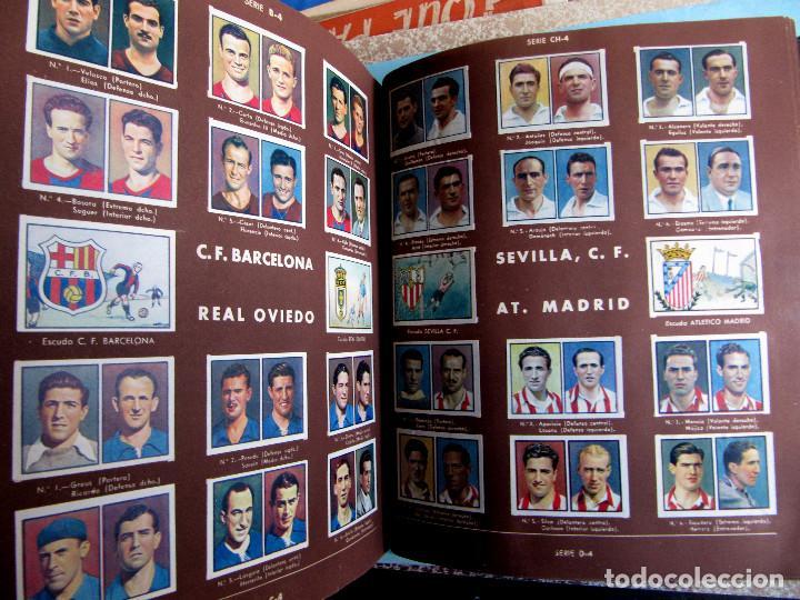 Coleccionismo Álbum: 2º ALBUM GALLINA BLANCA. COMPLETO CON TODOS LOS CROMOS EDITADOS, 1949. - Foto 7 - 220941388