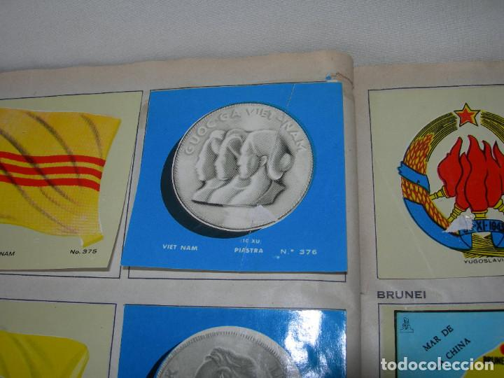 Coleccionismo Álbum: ÁLBUM COMPLETO COLECCIÓN UNIVERSAL DE EDITORIAL ALES AÑO 1962 - BANDERAS, ESCUDOS MONEDAS Y MAPAS - - Foto 16 - 221264458