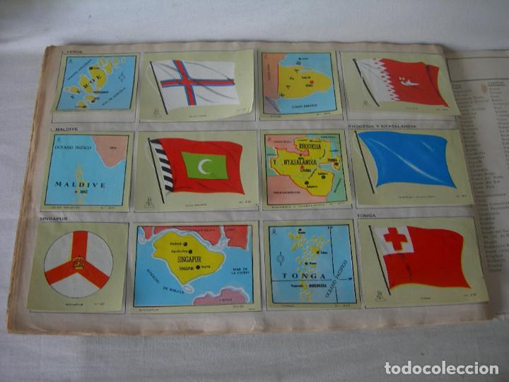 Coleccionismo Álbum: ÁLBUM COMPLETO COLECCIÓN UNIVERSAL DE EDITORIAL ALES AÑO 1962 - BANDERAS, ESCUDOS MONEDAS Y MAPAS - - Foto 17 - 221264458