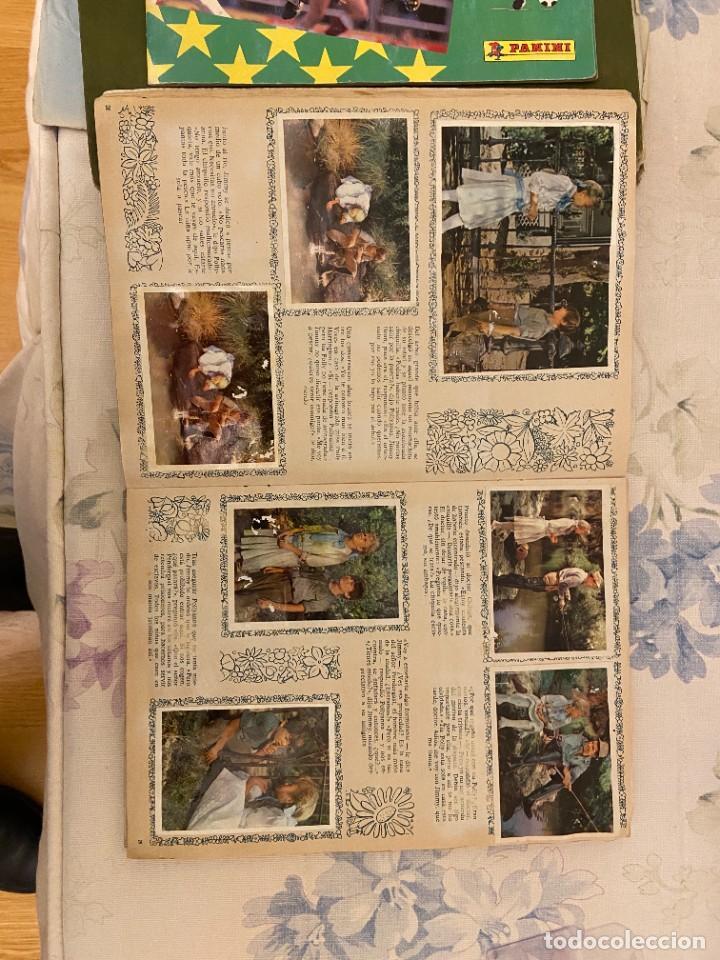 Coleccionismo Álbum: POLLYANNA COMPLETO PERO BASTANTES CROMOS PICADOS SE VENDEN SUELTOS - Foto 2 - 221434203