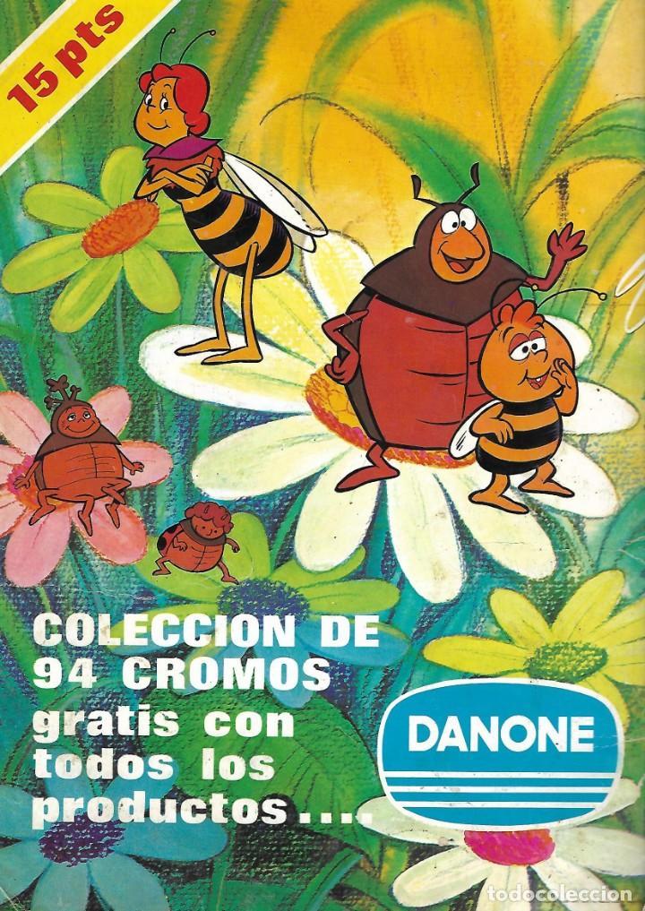Coleccionismo Álbum: La Abeja Maya-completo - Foto 2 - 221450715