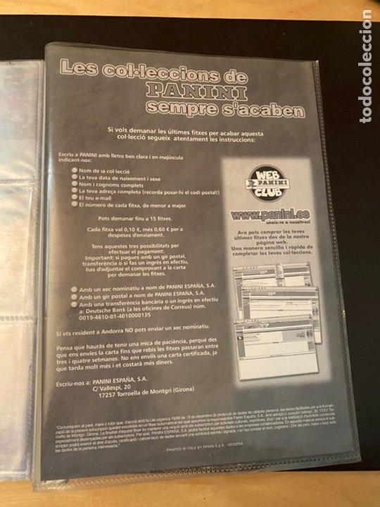 Coleccionismo Álbum: ALBUM DE CROMOS COMPLETO BARÇA CAMPIÓ 2004 2005 DE 142 CROMOS (LOS 3 DE MESSI INCLUIDOS) - Foto 20 - 221484170