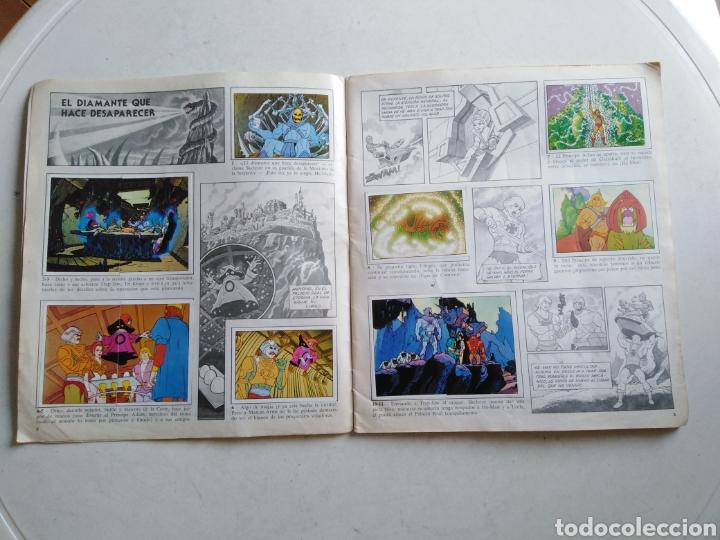 Coleccionismo Álbum: Álbum completo masters of the universe, los amos del universo, 1983 - Foto 3 - 221567810