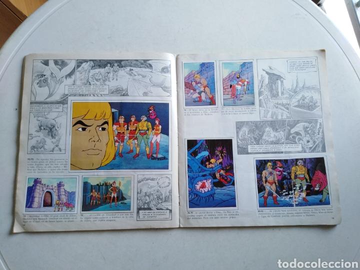 Coleccionismo Álbum: Álbum completo masters of the universe, los amos del universo, 1983 - Foto 9 - 221567810