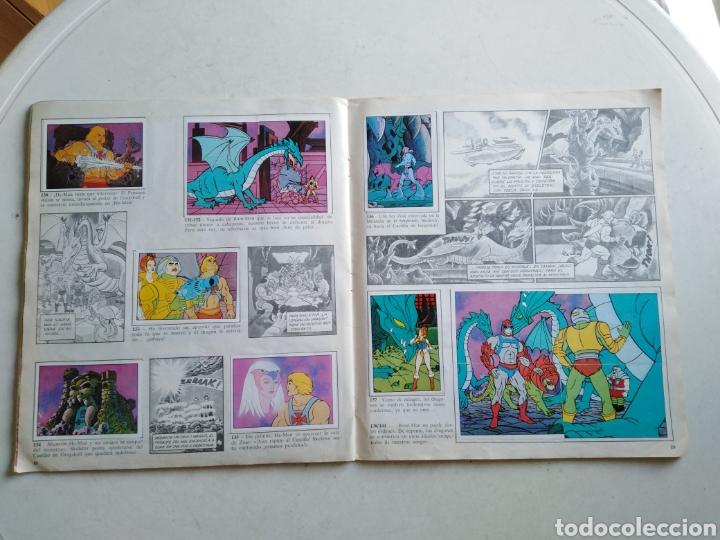 Coleccionismo Álbum: Álbum completo masters of the universe, los amos del universo, 1983 - Foto 13 - 221567810