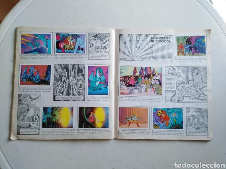 Coleccionismo Álbum: Álbum completo masters of the universe, los amos del universo, 1983 - Foto 14 - 221567810