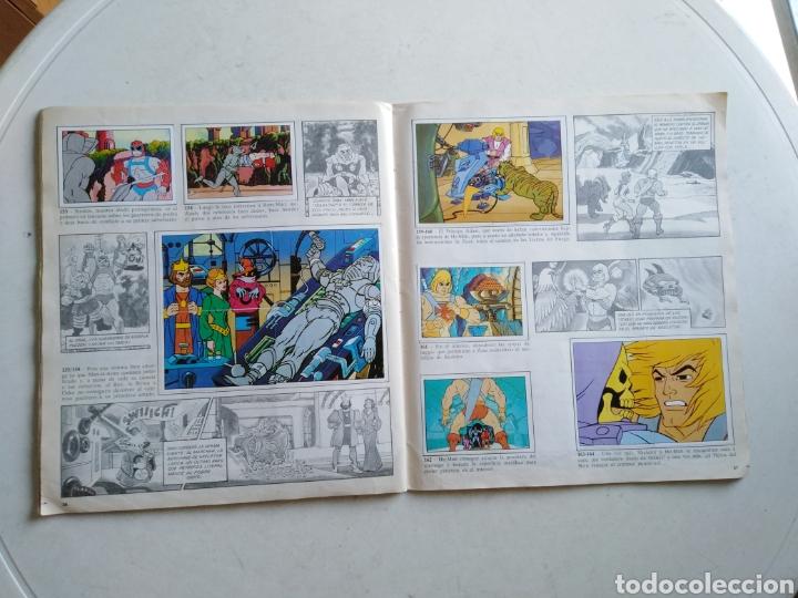 Coleccionismo Álbum: Álbum completo masters of the universe, los amos del universo, 1983 - Foto 15 - 221567810