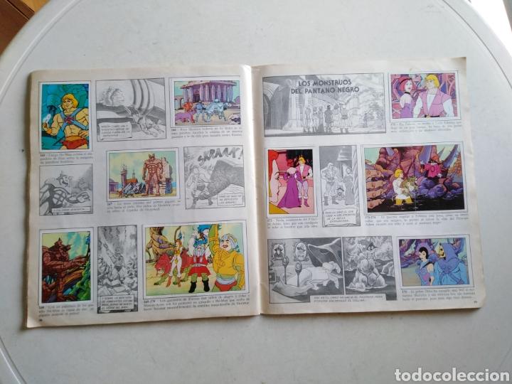 Coleccionismo Álbum: Álbum completo masters of the universe, los amos del universo, 1983 - Foto 16 - 221567810