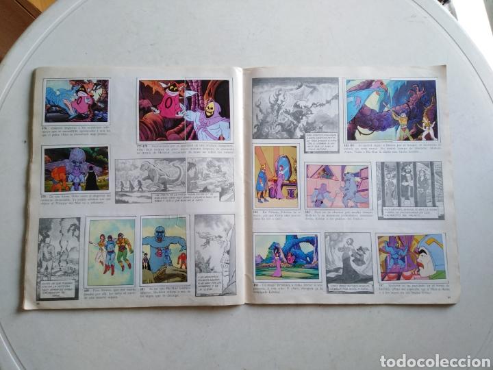 Coleccionismo Álbum: Álbum completo masters of the universe, los amos del universo, 1983 - Foto 17 - 221567810