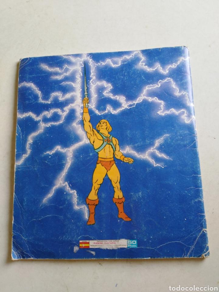 Coleccionismo Álbum: Álbum completo masters of the universe, los amos del universo, 1983 - Foto 21 - 221567810