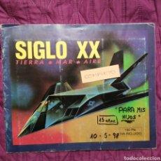 Coleccionismo Álbum: SIGLO XX COMICROMO COMPLETO. Lote 221630972