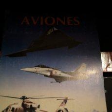 Coleccionismo Álbum: TRST4. E9. ALBUM DE CROMOS COMPLETO. AVIONES. PANINI. Lote 221650260