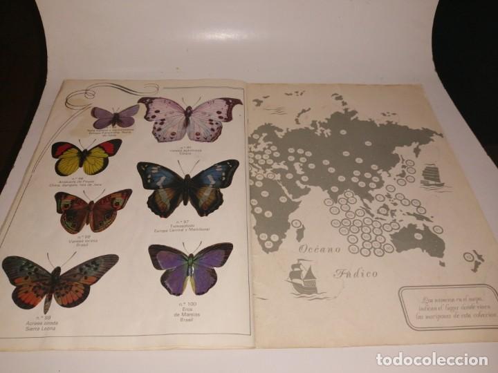Coleccionismo Álbum: Las cien mariposas más bellas del mundo álbum panrico , completo ver fotos - Foto 11 - 221727193