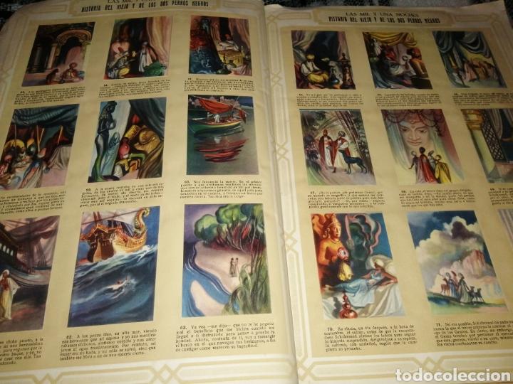 Coleccionismo Álbum: ÁLBUM CROMOS, LAS MIL Y UNA NOCHES - Foto 3 - 221743951