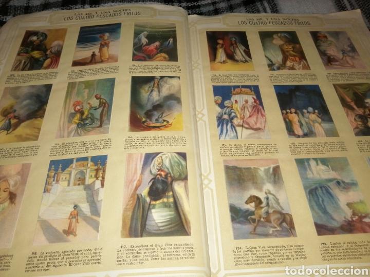 Coleccionismo Álbum: ÁLBUM CROMOS, LAS MIL Y UNA NOCHES - Foto 4 - 221743951