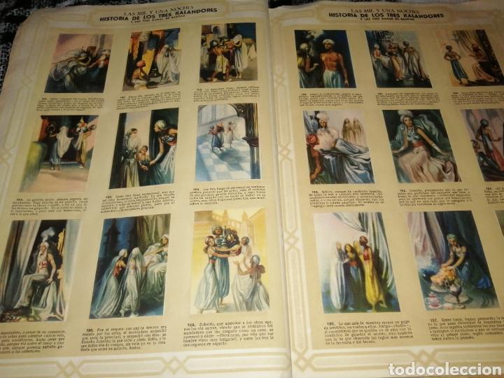 Coleccionismo Álbum: ÁLBUM CROMOS, LAS MIL Y UNA NOCHES - Foto 5 - 221743951