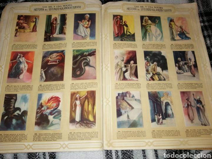 Coleccionismo Álbum: ÁLBUM CROMOS, LAS MIL Y UNA NOCHES - Foto 6 - 221743951