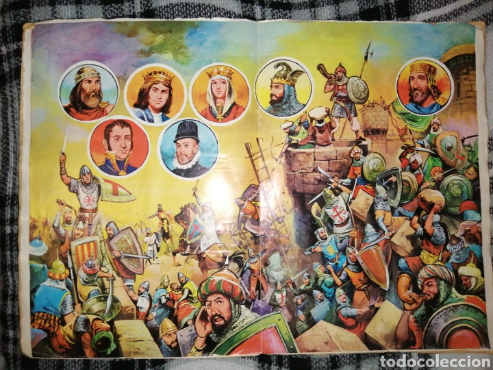 Coleccionismo Álbum: ÁLBUM COMPLETO HISTORIA DE ESPAÑA - Foto 7 - 221748818