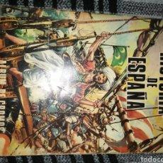 Coleccionismo Álbum: ÁLBUM COMPLETO HISTORIA DE ESPAÑA. Lote 221748818
