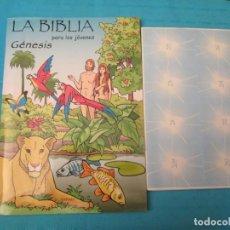 Coleccionismo Álbum: LA BIBLIA PARA LOS JOVENES EDITORIAL EL SEMBRADOR. Lote 221830243