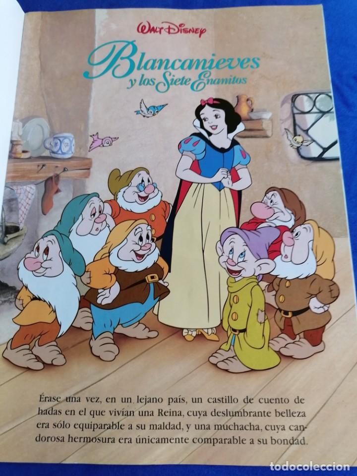 Coleccionismo Álbum: ALBUM STICK STORY DE PANINI BLANCANIEVES Y LOS SIETE ENANITOS COMPLETO Y EN MUY BUENAS CONDICIONES!! - Foto 2 - 221930980