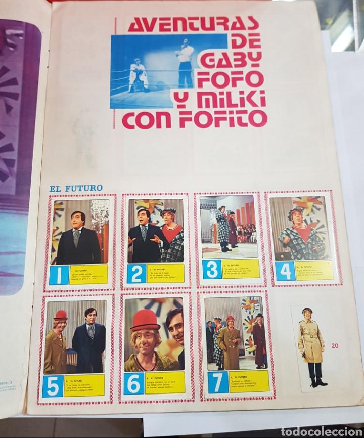Coleccionismo Álbum: LAS AVENTURAS DE GABY FOFO MILIKI Y FOFITO COMPLETA FHER - Foto 3 - 222101216