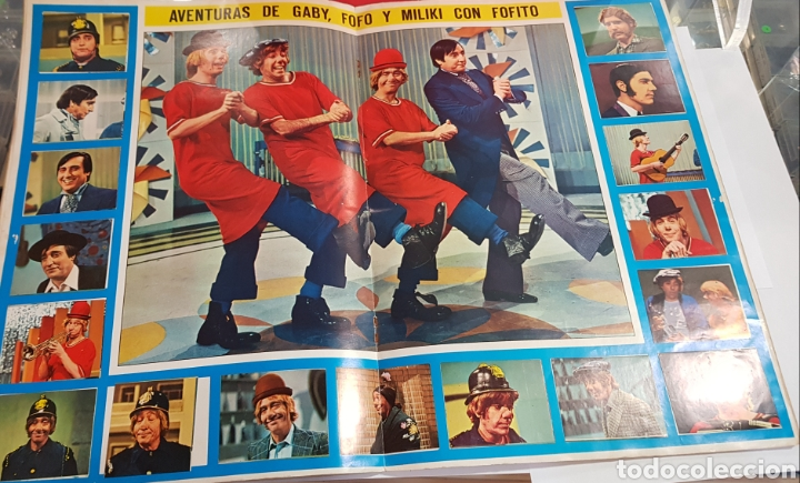 Coleccionismo Álbum: LAS AVENTURAS DE GABY FOFO MILIKI Y FOFITO COMPLETA FHER - Foto 6 - 222101216