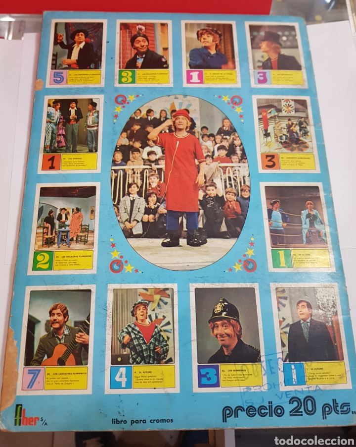 Coleccionismo Álbum: LAS AVENTURAS DE GABY FOFO MILIKI Y FOFITO COMPLETA FHER - Foto 10 - 222101216