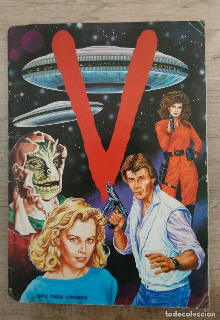 V (Coleccionismo - Cromos y Álbumes - Álbumes Completos)