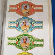 Coleccionismo Álbum: COLECCIÓN DE VITOLAS 755 VITOLAS REYES DE BÉLGICA, E MERCKX, BANDERAS AMÉRICA, MOTOCROS, ARNIE,ZANGE. Lote 222122651