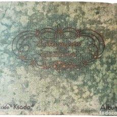 Coleccionismo Álbum: ESTAMPAS DE GALICIA - COLECCIÓN KSADO (ALBUM Nº1) COMPLETO. Lote 222126021