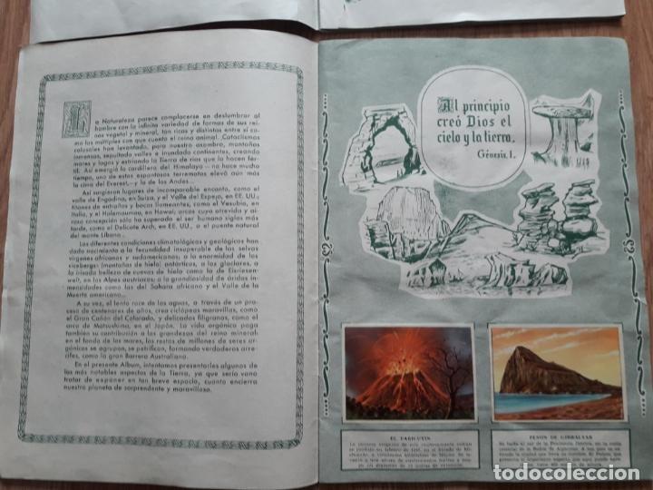 Coleccionismo Álbum: MARAVILLAS DEL MUNDO - I y II COMPLETOS- BRUGUERA 1956 - Foto 3 - 222533211
