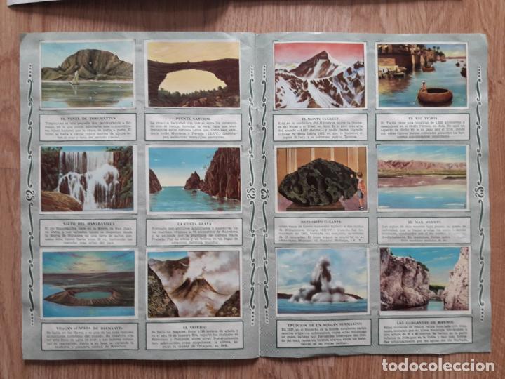 Coleccionismo Álbum: MARAVILLAS DEL MUNDO - I y II COMPLETOS- BRUGUERA 1956 - Foto 5 - 222533211