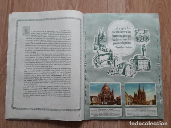Coleccionismo Álbum: MARAVILLAS DEL MUNDO - I y II COMPLETOS- BRUGUERA 1956 - Foto 6 - 222533211