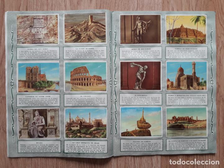 Coleccionismo Álbum: MARAVILLAS DEL MUNDO - I y II COMPLETOS- BRUGUERA 1956 - Foto 8 - 222533211