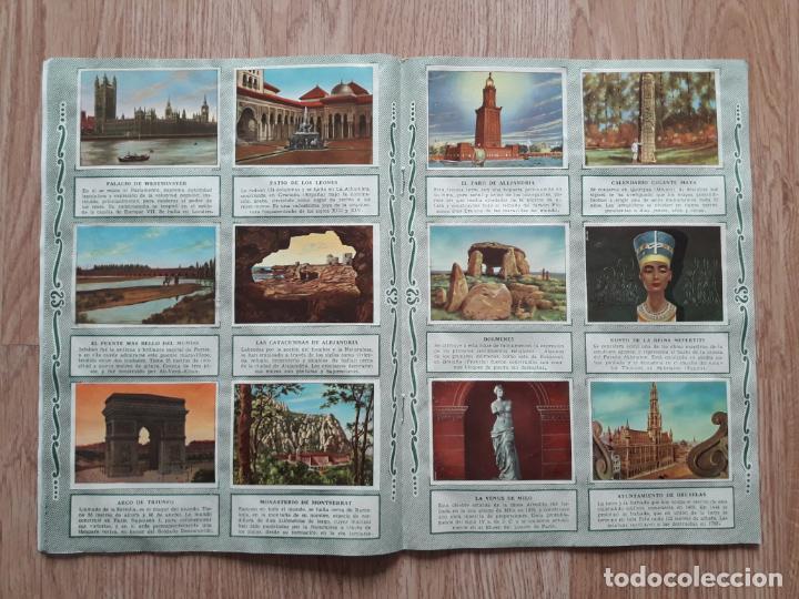 Coleccionismo Álbum: MARAVILLAS DEL MUNDO - I y II COMPLETOS- BRUGUERA 1956 - Foto 9 - 222533211